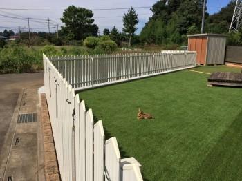 管理が大変だったお庭が、管理が楽なお庭に生まれ変わりました!