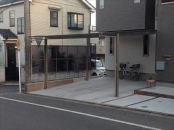 イメージ通りの施工をしていただき、満足してます。ありがとうございました。